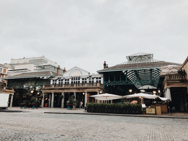 III. London – Covent Garden, Kings Cross
